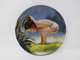 "Pemberton & Oakes ""Small Wonder"" Collectible Plate - Wonder of Childhood - $16.14"