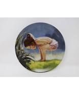 """Pemberton & Oakes """"Small Wonder"""" Collectible Plate - Wonder of Childhood - $16.14"""