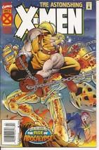 Marvel The Astonishing X-Men #2 The Age Of Apocalypse No Exit Mutant Action - $1.95