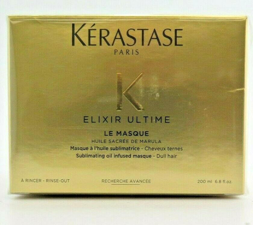 Primary image for Kerastase Elixir Ultime Masque 6.8 fl oz / 200 ml *Choose your Style*