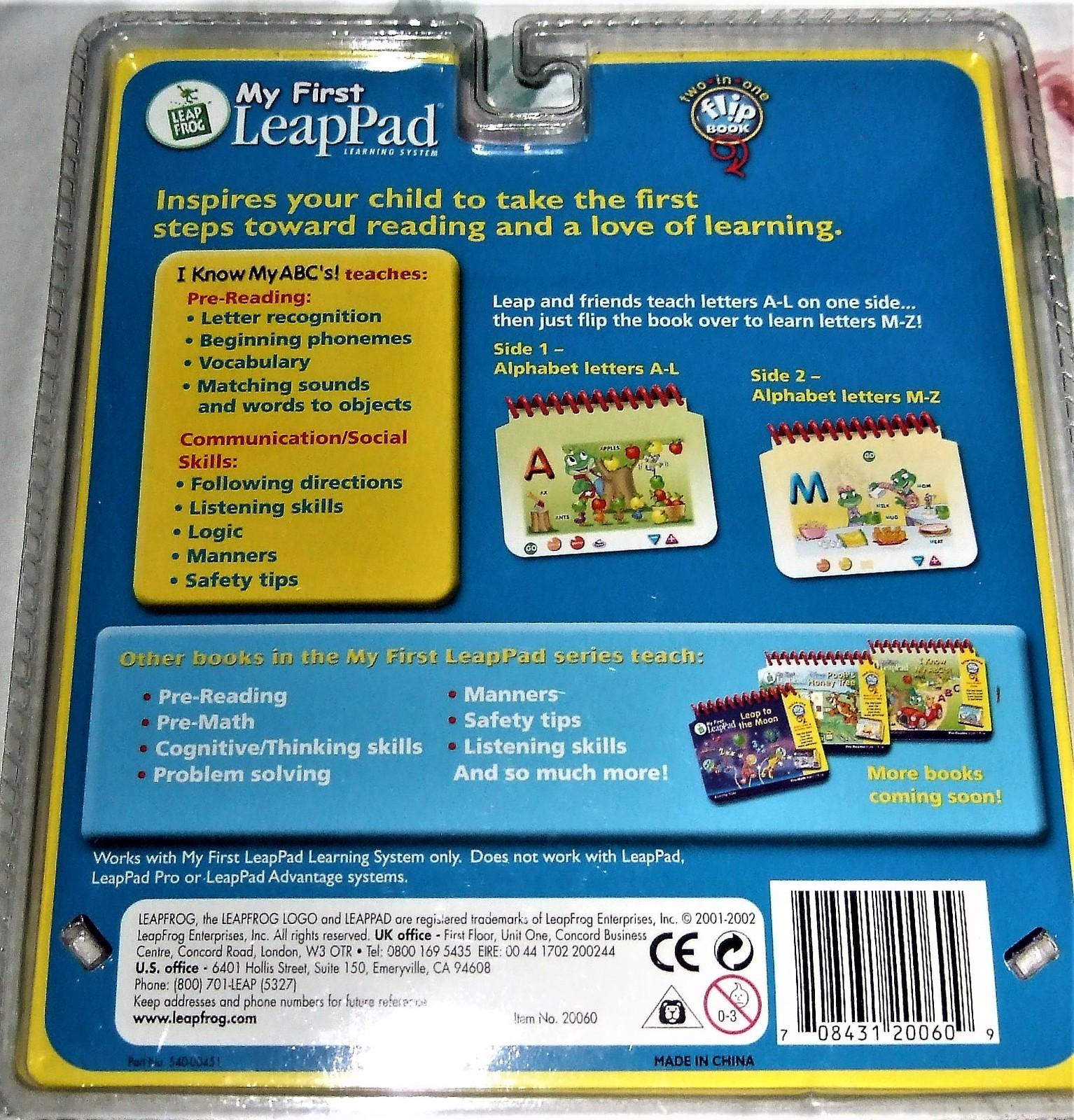 LeapPad - I Know my ABC's