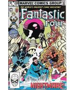 Fantastic Four Comic Book #248 Marvel Comics 1982 FINE - $2.50