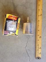 Vintage Coleman Lantern Filter Funnels No.0 Metal / Aluminun - $22.77