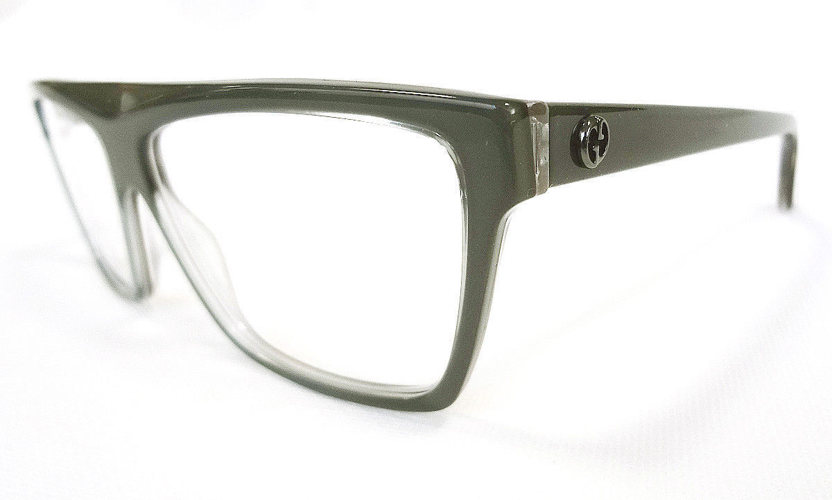 1f00ec0f21 GUCCI Men s Frame Glasses GG3545 Green 55-13-140 MADE IN ITALY - New! -  £154.18 GBP