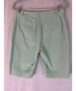 Ralph Lauren Shorts 6 Active Cotton Elastane Stretch Bermuda Style Pockets - $28.71