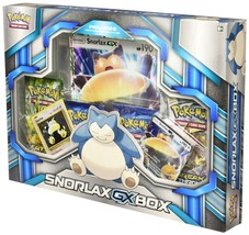 Pokemon TCG: Snorlax GX Box Card Game - $26.72