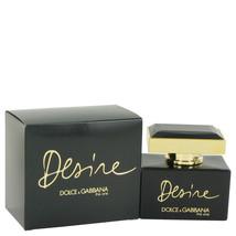 Dolce & Gabbana The One Desire Intense 1.6 Oz Eau De Parfum Spray image 5
