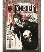 Punisher War Journal #17 - 2008 Marvel Modern Age Comic Book - LOW GRADE - $7.84