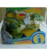 Fisher-Price GBN14 Imaginext Jurassic World Mega Mouth T-Rex - $39.37