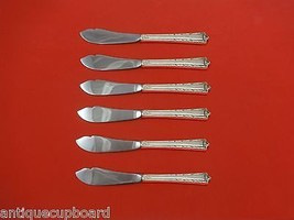 "Processional by International Sterling Trout Knife Set 6pc. HHWS  Custom 7 1/2"" - $366.80"