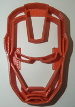 Ironman Iron Man Superhero Marvel Character Cookie Cutter 3D Printed USA PR467 - $2.99+