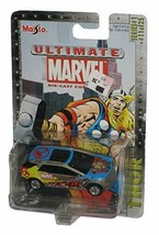 Maisto Ultimate Marvel Die-Cast Collection Thor Caddllac Vizon - $11.23