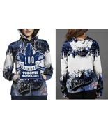 NEW !! 100th Toronto Maple Leafs Women's Zipper Hoodie - $47.99+
