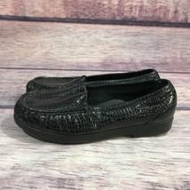 083fceccd2f sas tripad comfort Shoes Women s Size 10 Black Patent Leather Croc -  27.12