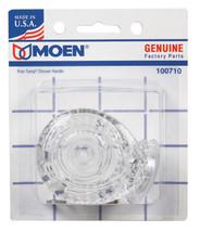 Moen  Posi-Temp  Acrylic  Clear  Shower Handle - $11.99
