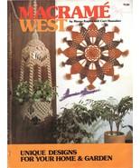 Macrame West Home & Garden Unique Designs Plant Hangers Starburst Owl Pa... - $9.99