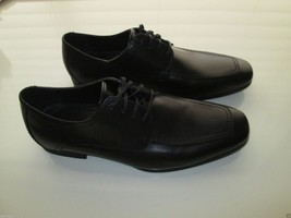 Kenneth Cole CAN'T FIGHT IT Polished FullGrain Leather Oxford Men Shoes ... - $61.74