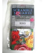 Scramble Squares Puzzle - Roses - $10.00