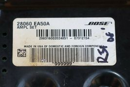 Nissan Pathfinder R51 BOSE Amplifier 28060-EA50A Amp Stereo Receiver Audio image 6