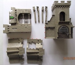 Playmobil Wolf Knights Castle Lot Playmobil Castle Lot Excellent Condition - $41.77