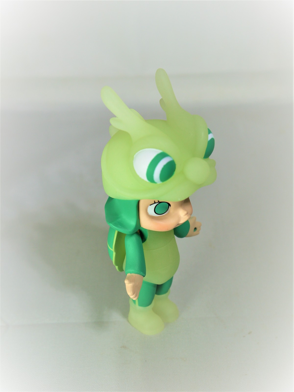POP MART Kennyswork MOLLY CHINESE ANCIENT MYTHICAL CREATURES Green Turtle