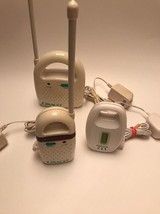 Graco Baby Monitors Lot 1 Parent + 1 Monitor + 1 Vibrating Monitor - $18.80