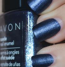 """Avon Suede Nail Enamel """"Blue Royale"""" - $4.25"""