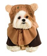Rubies Costume Disney Star Wars Collection Pet Costume, X-Large, Ewok NEW - €7,33 EUR
