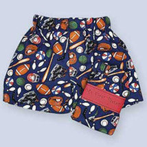 Baby Boys My First Boxers Sports Nut Print Up to 25 Pounds - $5.00