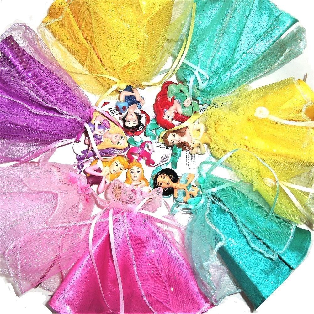 Disney Princess Ball Gown Christmas Ornament Theme Parks New