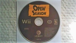 Open Season (Nintendo Wii, 2006) - $6.00
