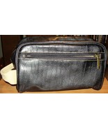 KENNETH  COLE  REACTION  ~  CARRY ON BAG  ~ 10 X 7 ¼ X 4½  ~  BLACK - $8.99