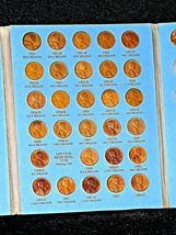 Lincoln Head Cent Book 2 Compete Collection AA19-CN19P6002 image 3