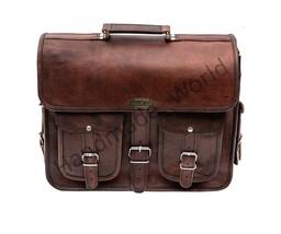 High Quality Leather Men Messenger Bags Cross-body Bags Men's Shoulder Bag - $84.14