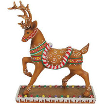 Fly Fly As Fast As You Can Reindeer Figurine - $44.95