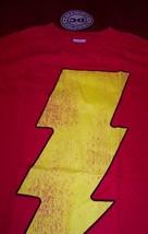 Vintage Style Dc Comics Shazam T-Shirt Large New w/ Tag - $19.80