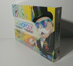 Hasbro Board Game Canadian Edition Monopoly For Millennials (Pour Millen... - $24.13