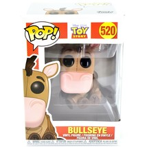 Funko Pop! Disney Pixar Toy Story Bullseye Horse #520 Action Figure image 1