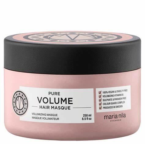 Maria Nila Pure Volume Masque  8.5oz