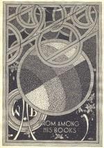 Walter Bennett Anthony Documentary Maker Vintage Book Bookplate Postcard - $6.99