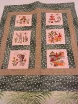 Handmade Lap Quilt Using Vintage Vogart Blocks-Wizard Of Oz - $70.00