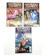Avengers Academy 17 18 19 Fear Itself Tie-In 2010 Volume Marvel Comics G... - $12.59