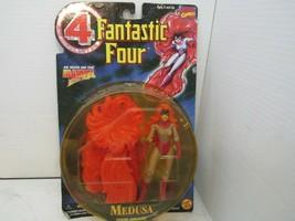 Fantastic Four 4 Marvel Action Figure Medusa Hair Snare Action Platform - $22.95
