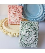 You are buying 2 soaps - Nesting Birds - scented handmade soap - $12.87