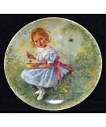 John Mc Clelland Mother Goose Series Little Miss Muffet Bradford Exchang... - $19.79
