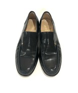 $525 GRENSON True Moccasin Handsewn Leather Loafers Mens Size 8.5   10660 - $102.60