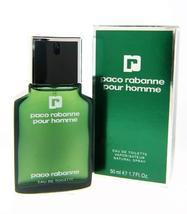 Paco Rabanne Pour Homme Eau de Toilette Spray, 1.7 Ounce - $42.10