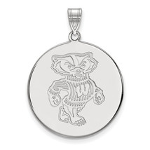 14kw LogoArt University of Wisconsin XL Disc Pendant - $892.00