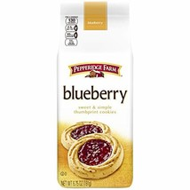 Pepperidge Farm Verona Blueberry Thumbprint Cookies, 6.75 Ounce - $14.85