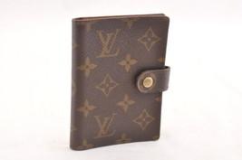 Louis Vuitton Monogram Etui Palm Pda Cover Case M63028 Lv Auth 7495 - $120.00
